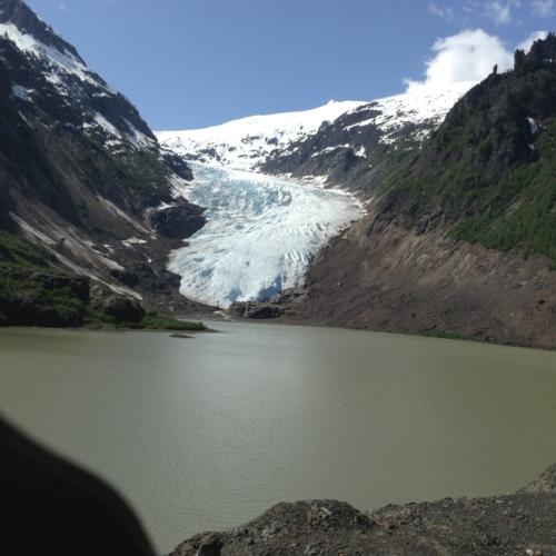 Stewart Glacier