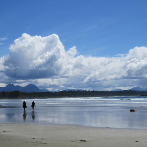 Tofino Ocean Meets Sky